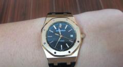 爱彼手表维修需定时保养